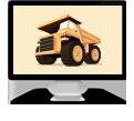 Dump Truck Desktop