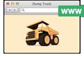Dump Truck Web App