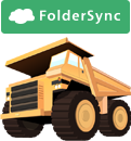 Dump Truck FolderSync Instructions