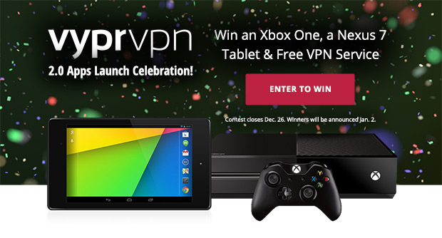 VyprVPN 2.0 Apps Launch Celebration