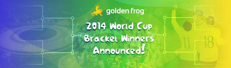 GF World Cup Bracket Winners