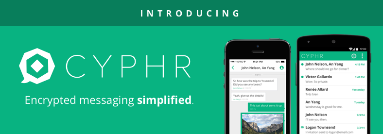 Cyphr Launch
