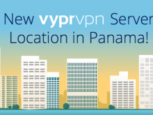 New VyprVPN Server Location in Panama!