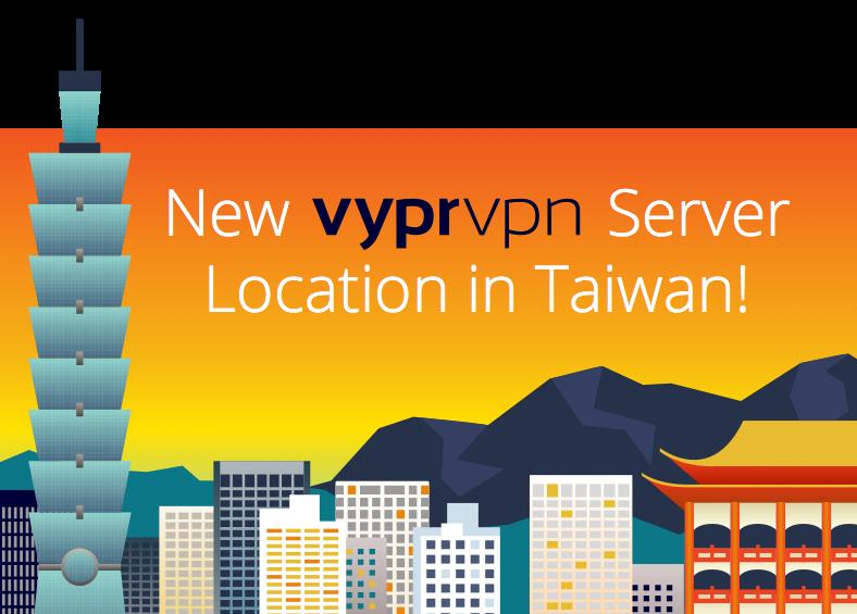 Taiwan Server Launch
