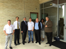 FCC Chairman Wheeler Tours Data Foundry's Texas 1 to Discuss the Open Internet