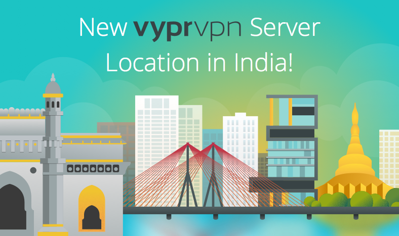New VPN Server Mumbai India