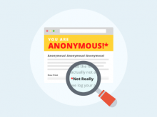 VPN Myths Anonymity Logging