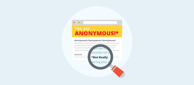 VPN Myths Anonymity Logging