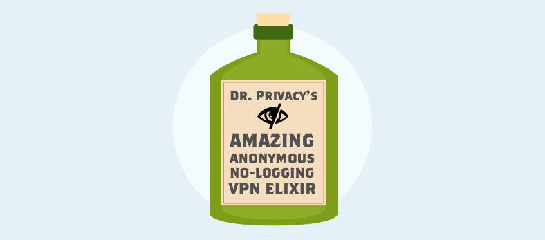 VPN Myths Logging