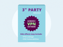 VPN Myths 3rd Party Data Sharing