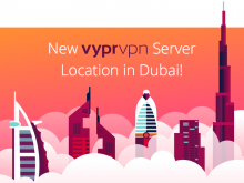 VPN Server Location Dubai
