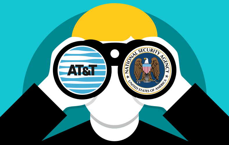 NSA AT&T Spying on User Data