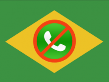 WhatsApp Blocked Brazil