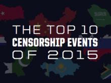 Internet Censorship 2015
