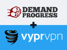 Demand Progress + VyprVPN