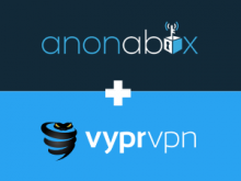 VyprVPN and Anonabox partner