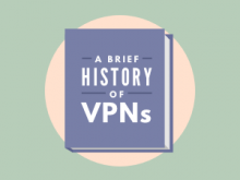 a history of VPNs