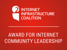 Ron Yokubaitis wins award for Internet Community Leadership