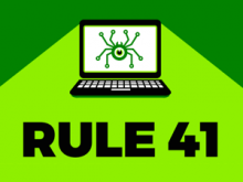 Rule 41 Threat of Surveillance