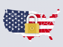 Increase in encryption usage after US election