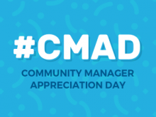 Celebrating Online Communities for #CMAD