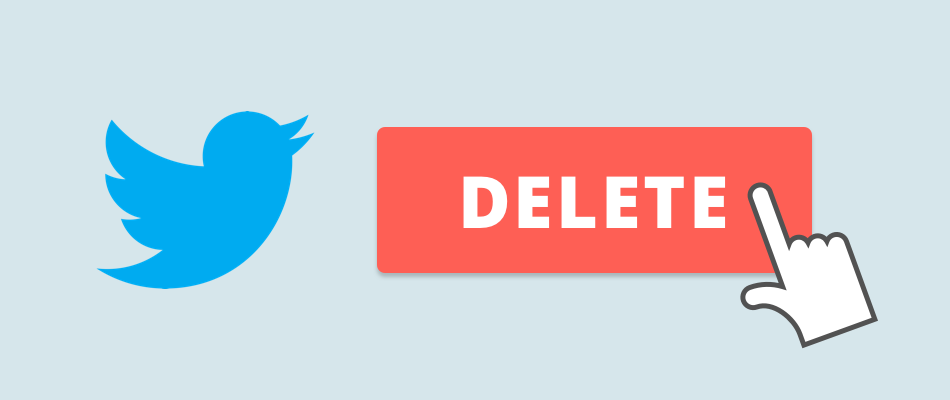 Deleting your Twitter account can increase your Internet security and keep your information private while online.