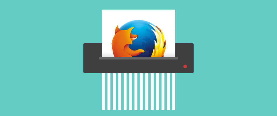 How To Delete Firefox Browsing History | Golden Frog