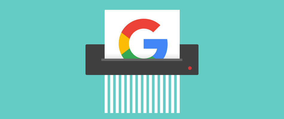 Learn how to easily delete your Google search history.