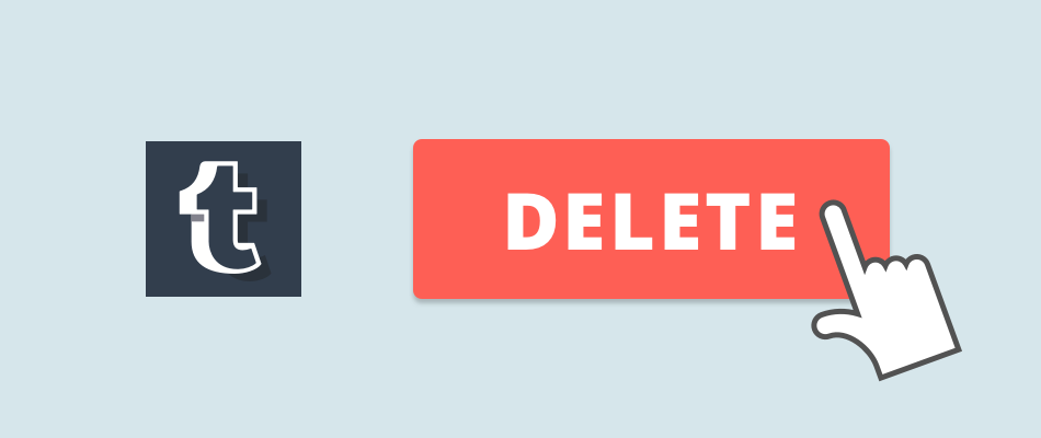 Learn how to delete your Tumblr account.