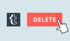 Learn how to delete your Tumblr account to improve the quality of your Internet experience and keep your privacy intact online.