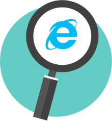 Easily clear your Internet Explorer history by following this step-by-step guide.