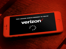 Verizon slowing down streaming speed for customers.