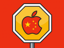 Apple participates in censorship by removing VPN apps from China App Store.