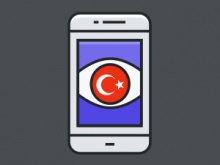 Turkey has been monitoring their citizens over messaging apps.