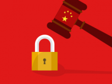 China users of Amazon have been reminded not to use VPN technology to circumvent censorship.