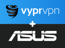 VyprVPN Partners with Asus