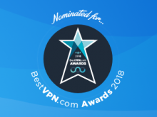 vpn nomination - bestvpn.com