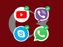 Unblock WhatsApp Calling and YouTube in Turkey