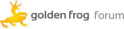 Golden Frog Forum